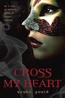Book cover of Cross My Heart by Sasha Gould