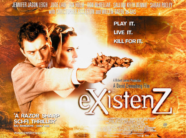 existenz-recensione-cronenberg-trailer