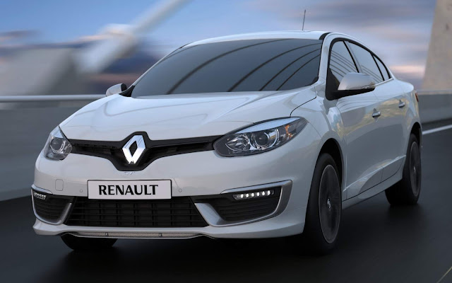 Renault Fluence 2016 GT2 Turbo
