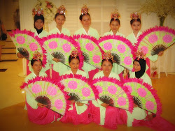 Buchaechum -Korean Fan Dance UGM