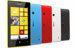 HP Nokia Lumia 520, Windows Phone Seharga Rp 2 juta