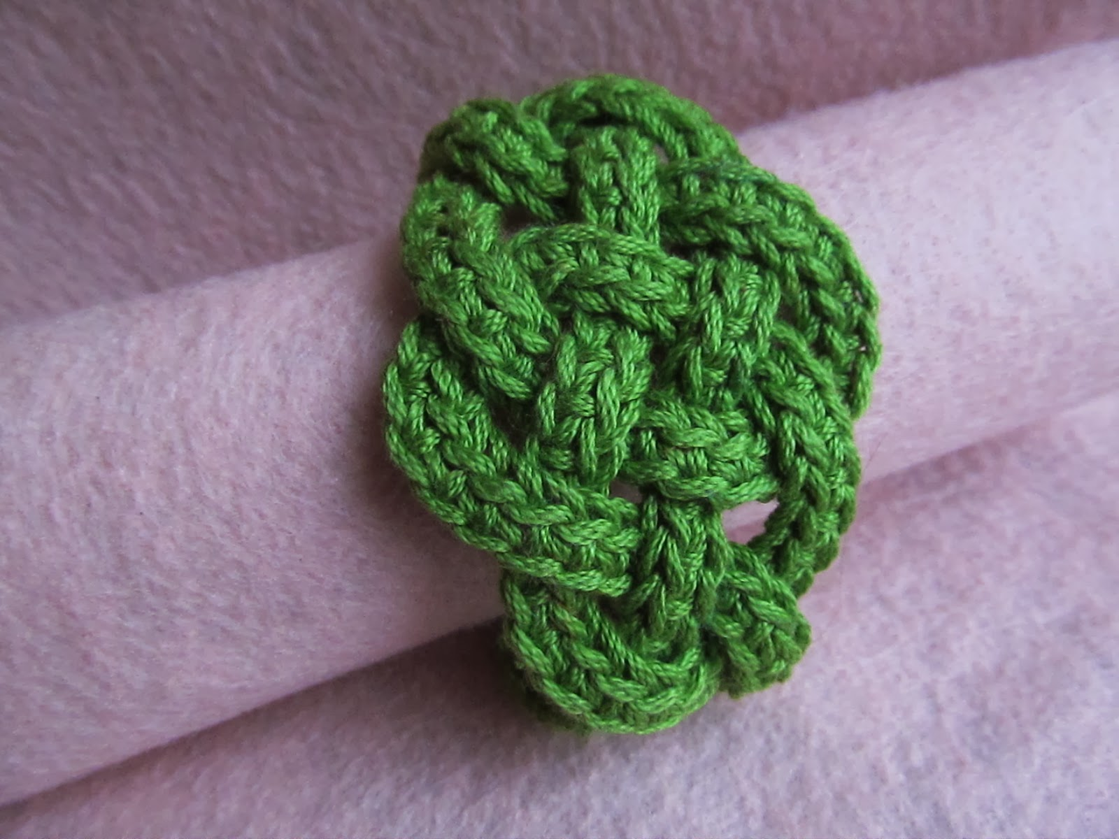 Crochet Knot : ... knot crochet for the 2014 crochetville national crochet month blog