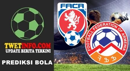 Prediksi Czech Republic U19 vs Armenia U19