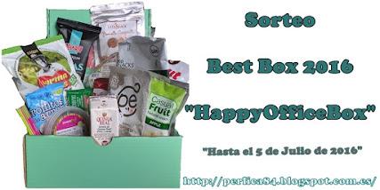 "Sorteo ""Best Box 2016"" (HappyOfficeOf)"
