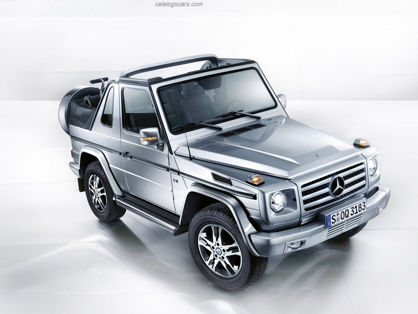 G for Mercedes benz g class cabriolet