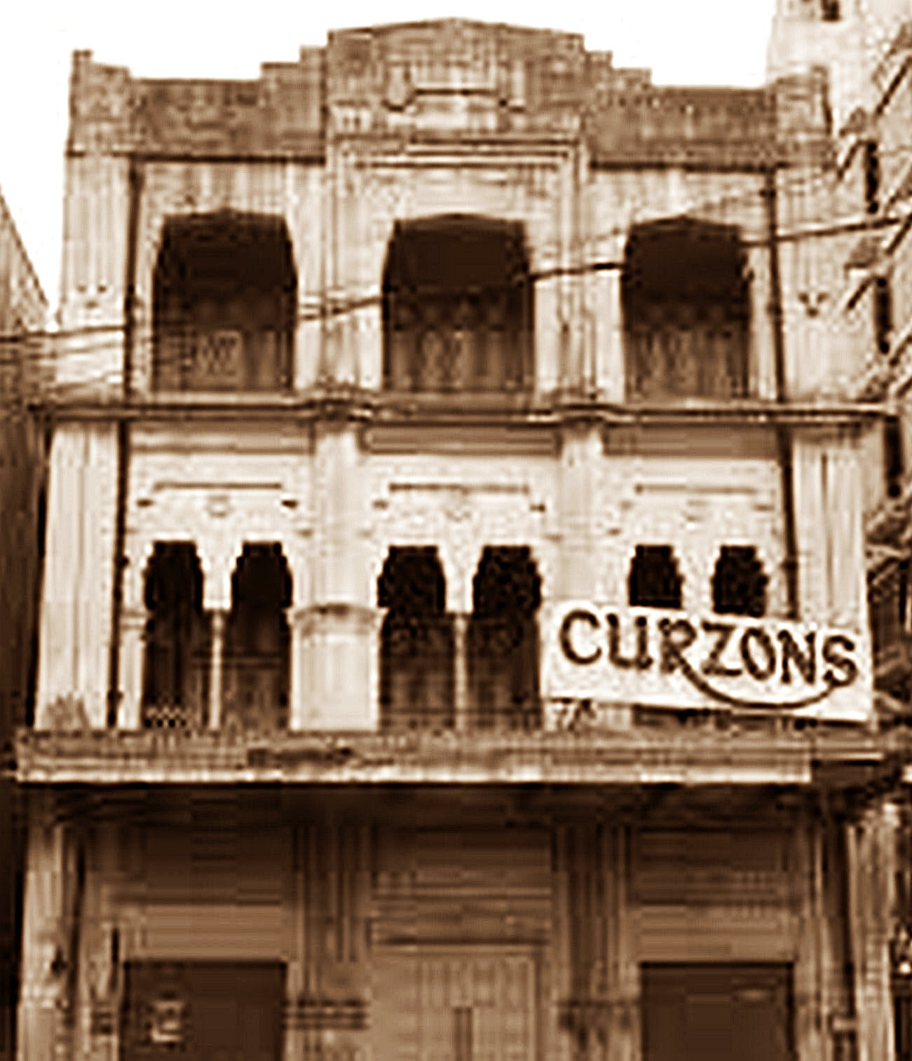 Curzon And Company: Colonial Furniture Shop At Mount Road, Madras