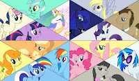 Background Ponies7
