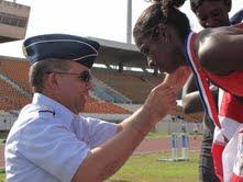 Fuerza Aérea Dominicana obtiene victoria en Juegos Militares dedicados a Cepeda y Cepeda