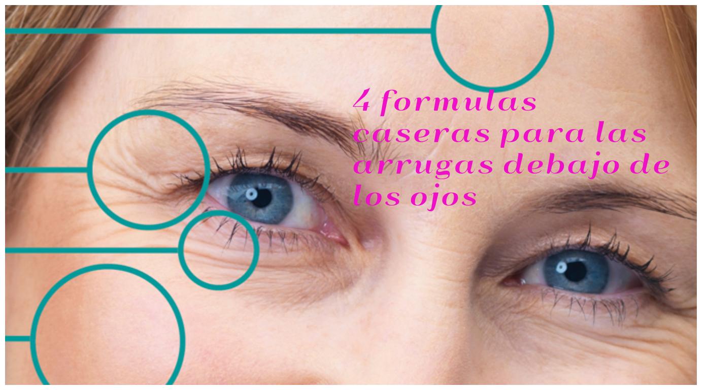 Como librarse de las arrugas alrededor de los ojos para los hombres
