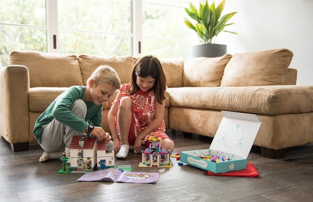 Pley Toy Subscription Service Can be a Great Way to Try Out New Toys Without Committment or Clutter!