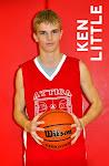 Sophomore Kenny Little