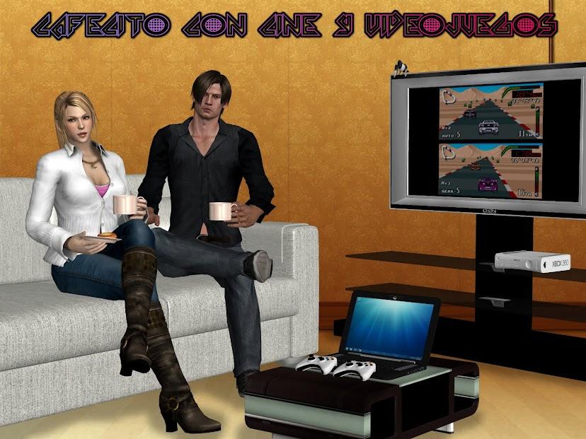 Cafecito Con Cine Y Videojuegos