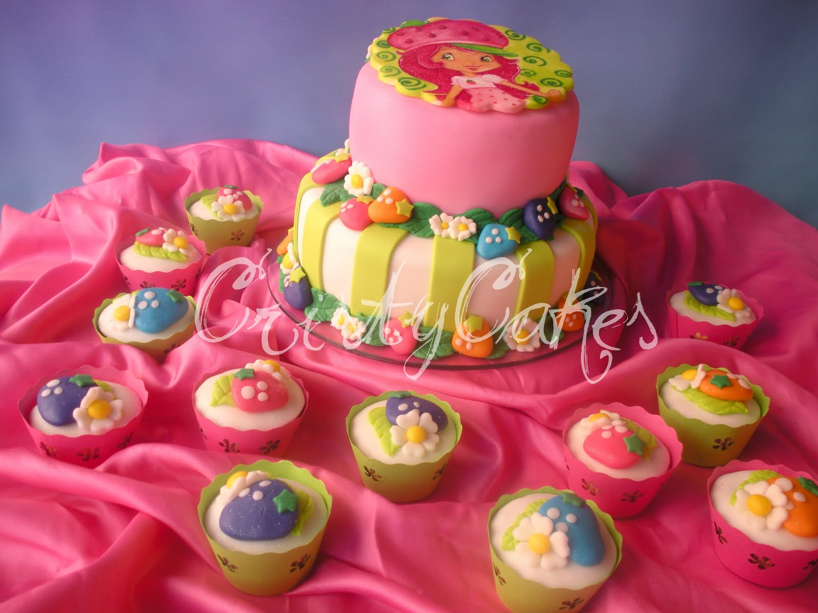 Cristy's Cakes: 07/