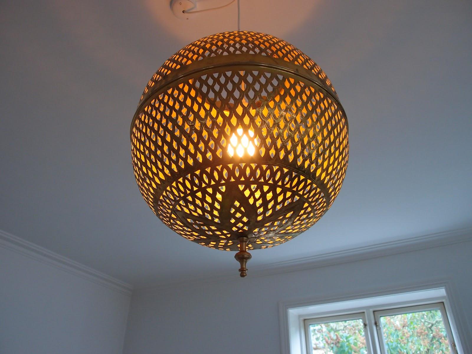 Westberg: marrokanske lamper