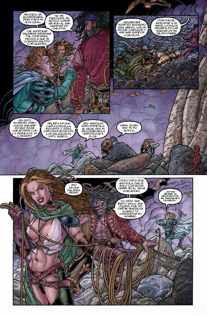 """Cómic: reseña de """"BRIBONES"""" #1, La Maldición de la Gallina. [Dibbuks]."""