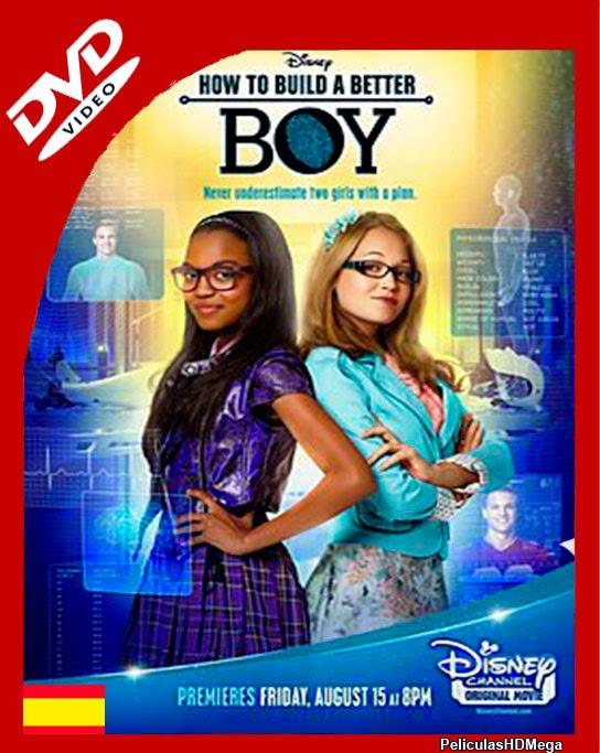 How To Build a Better Boy (2014) DVDrip Castellano
