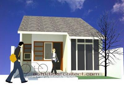 Dsain Rumah on Desain Rumah Sangat Sederhana