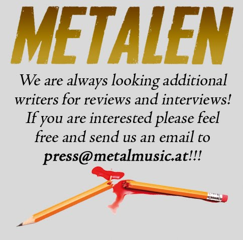 Metalen wants you!