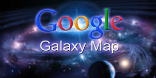 Google Galaxy Map
