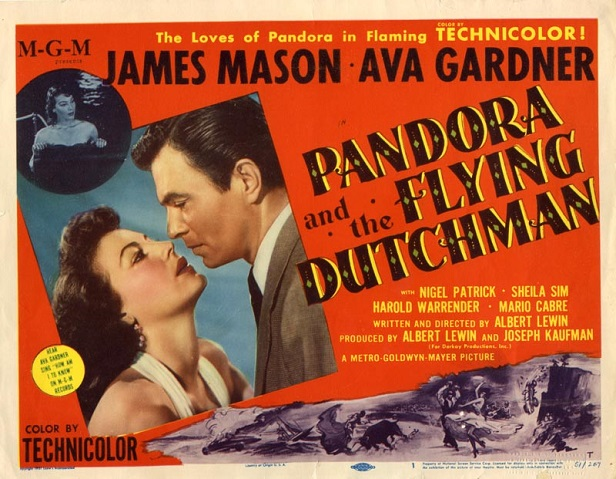 """Pandora and the Flying Dutchman"" (1951)"