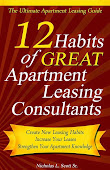 The Ultimate Leasing Guide Book - 12 Habits of Great Apartment Leasing Consultants