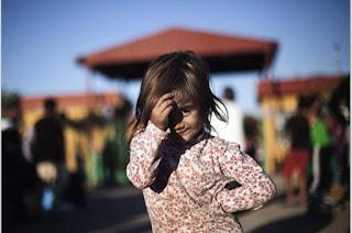 El CETI no es lugar para niños