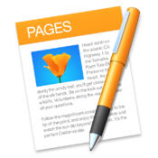 Aggiornamento Pages 5.5.3 per Mac e Pages 2.5.3 per iOS