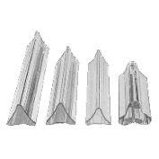 Lucicastiglione fabbrica lampadari: Triedri e quadriedri ricambi in ...