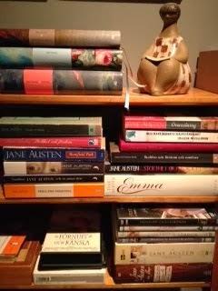 Att samla på Jane Austen