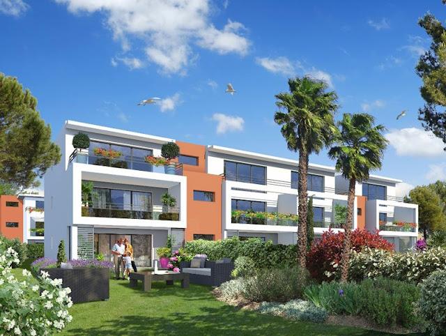 Appartements neuf grau d'agde, Agence Cap d'agde Le Tuc Immobilier