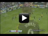 คลิปไฮไลท์ฟุตบอลพรีเมียร์ลีกอังกฤษ 19 ส.ค. 55 | วีแกน แอตเลติก 0 - 2 เชลซี