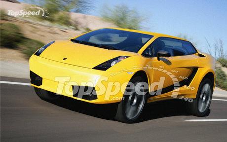 Lamborghini On Sports Car Lamborghini Suv