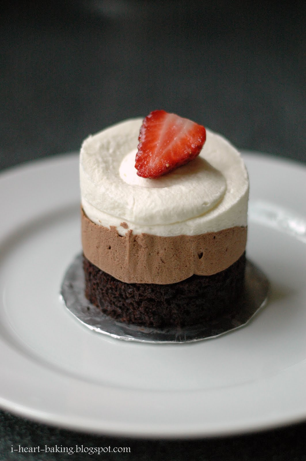 Triple Chocolate Mousse Cake Cook Images & Pictures - Becuo