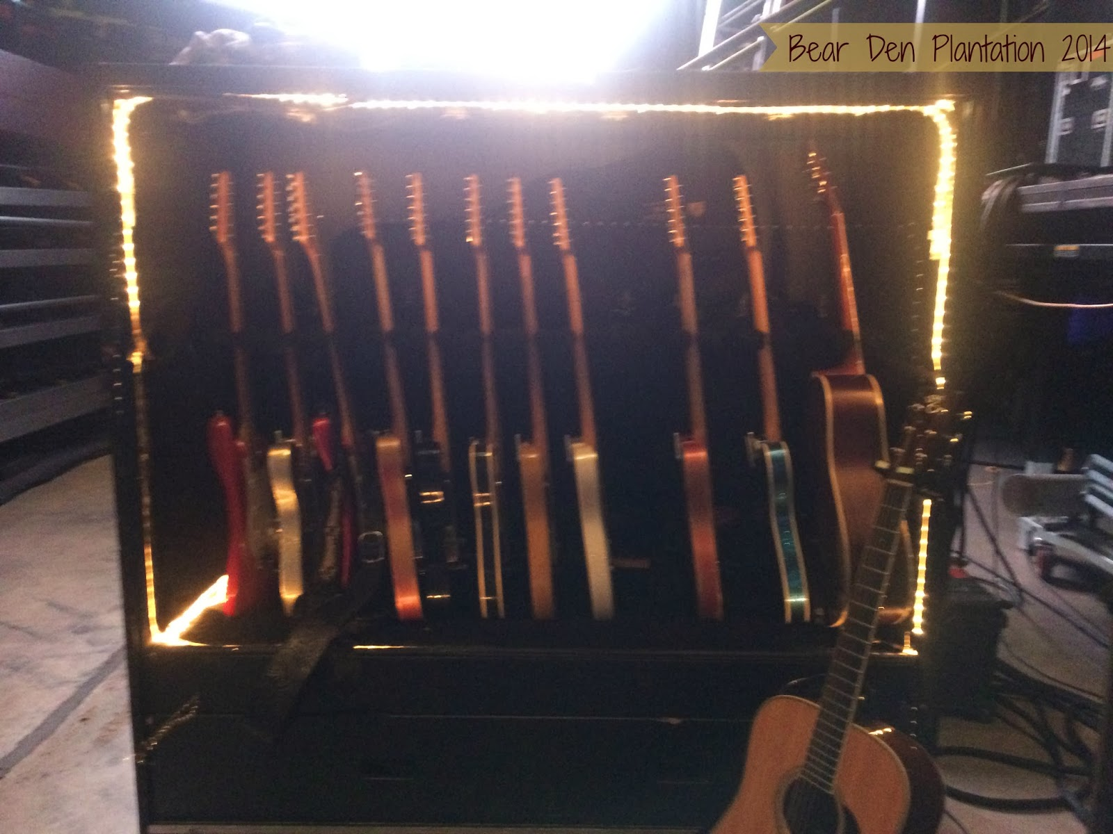 Brad Paisley's Guitars