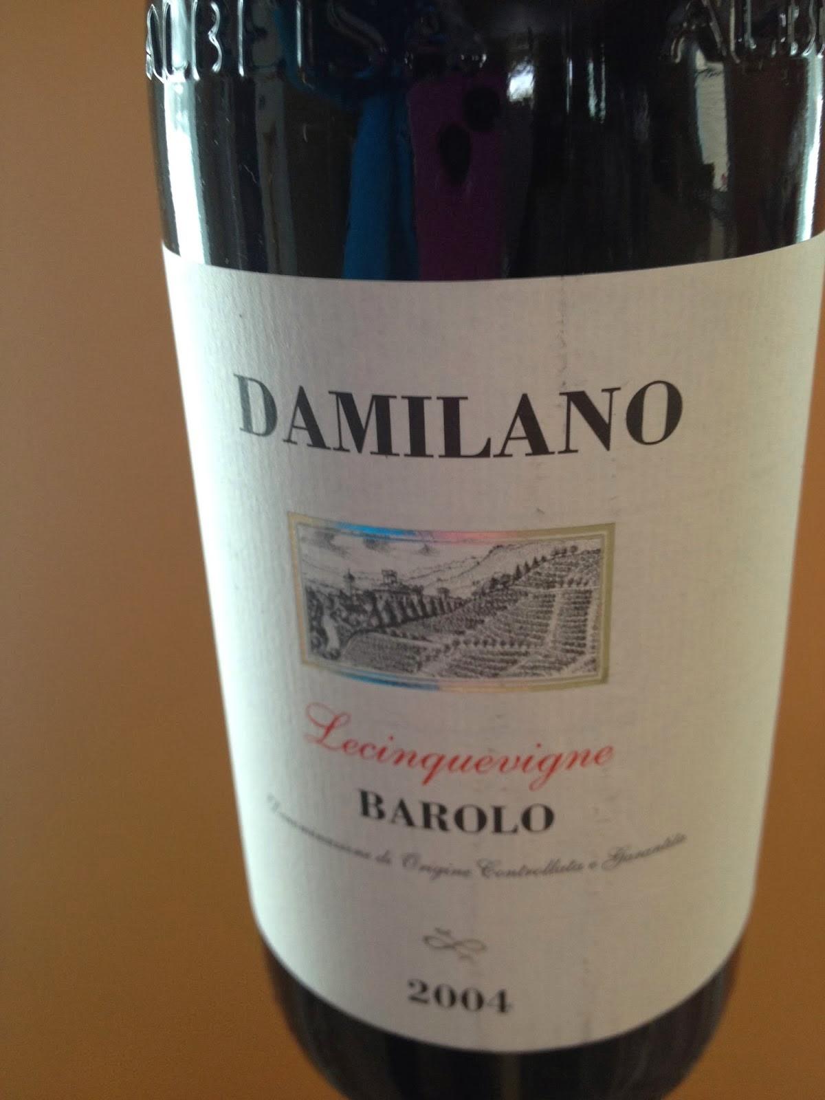 2004 Damilano Lecinquevigne Barolo