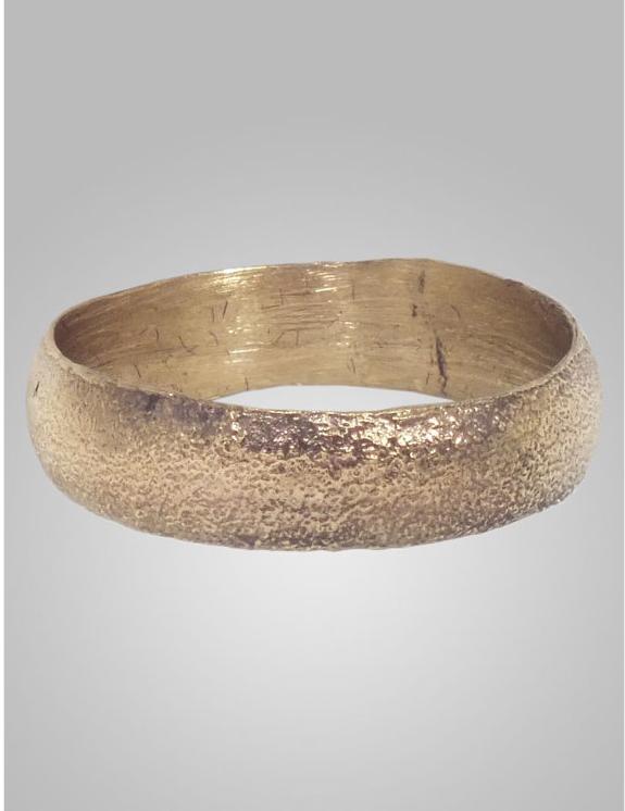 Ancient roman wedding rings