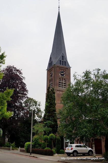 nijmegen, church