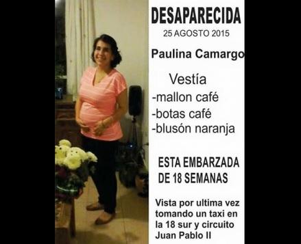Paulina Camargo Limón