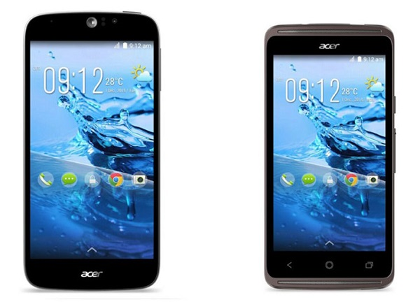 ACER launches unlocked Liquid Jade Z and Liquid Z410 smartphones in the US