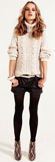 shorts cuero