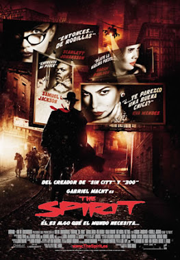 Poster The Spirit