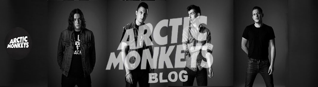 ARCTIC MONKEYS FAN BLOG
