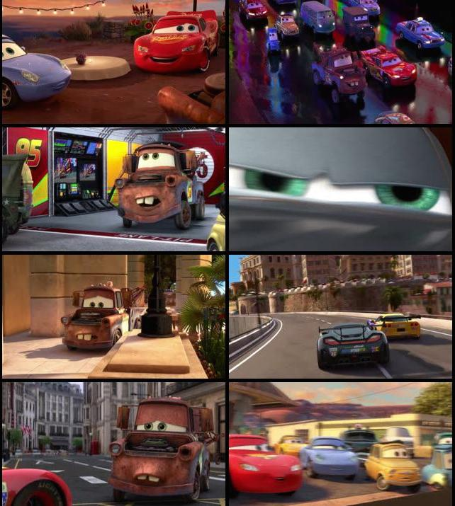 Cars 2 2011 Hindi Dual Audio 720p BluRay