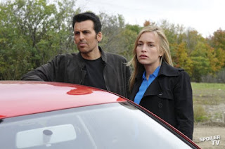 Covert Affairs - 3.14 Scary Monsters (And Super Creeps) - Review/Recap