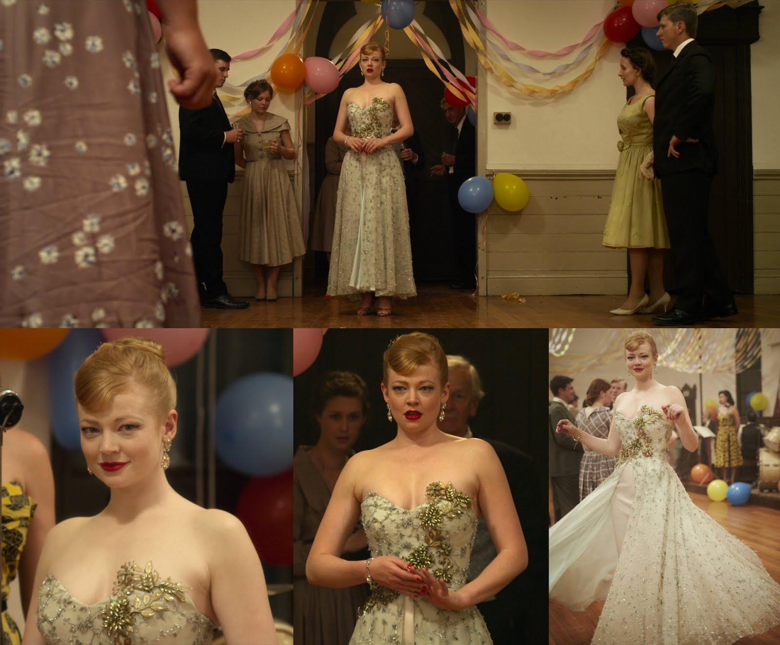 Dressmaker wedding dress