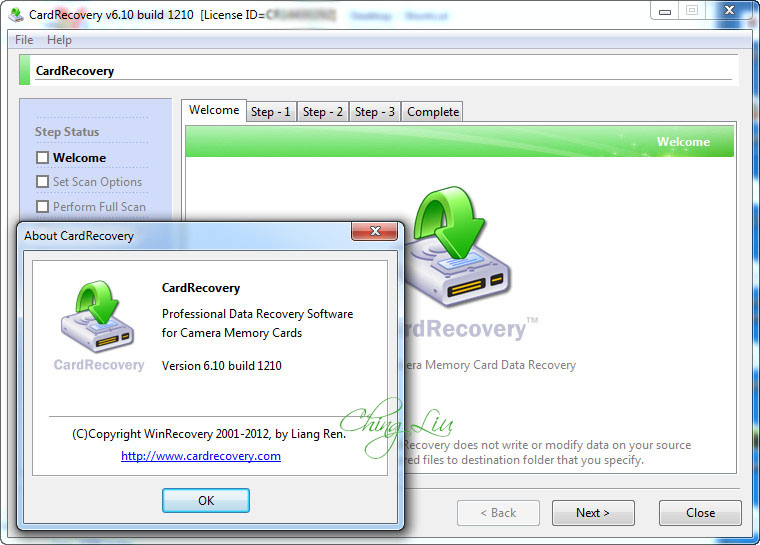 ICare Data Recovery Software V381 ReggedMESMERiZE