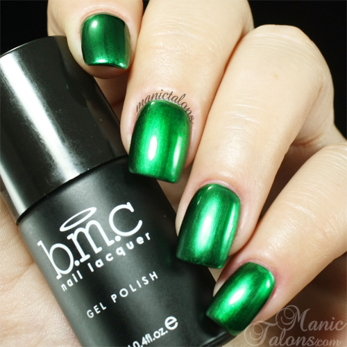 BMC Hollywood and Ivy Swatch
