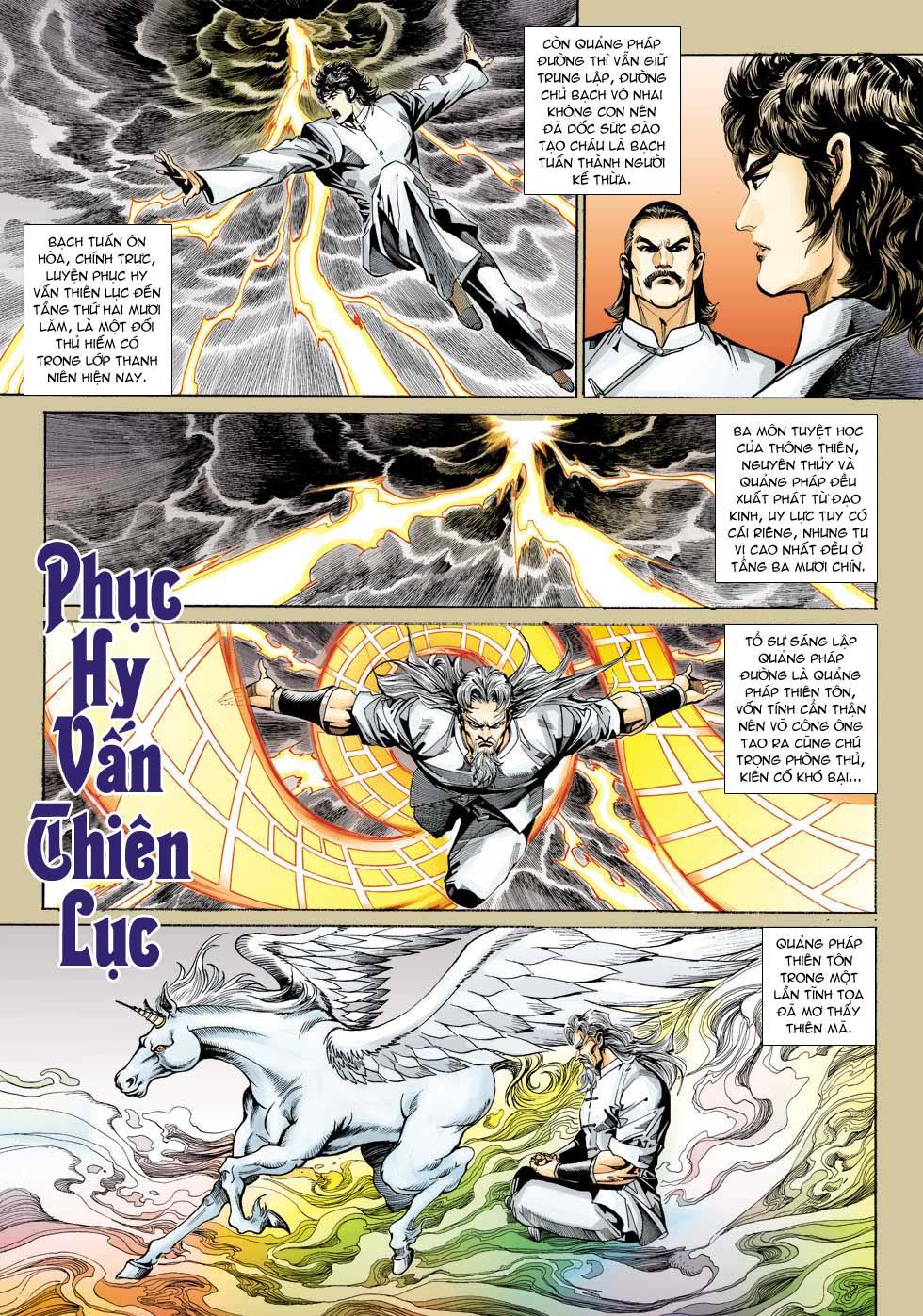 Tân Tác Long Hổ Môn chap 343 - Trang 11