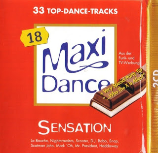 Maxi Dance Sensation vol. 18 (1995)