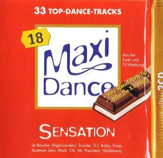 Maxi Dance Sensation vol. 18 (1995)